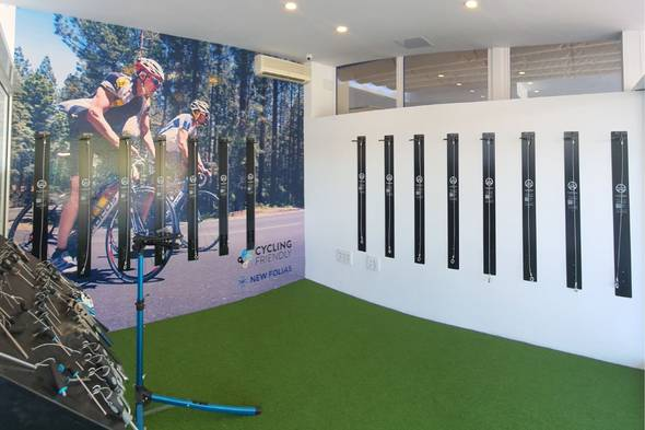 Cycling center hotel new folias gran canaria