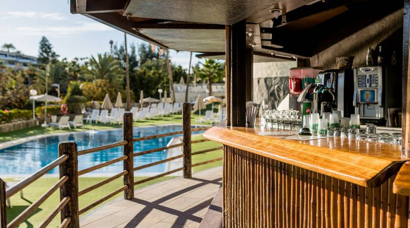 Bar hotel new folias gran canaria