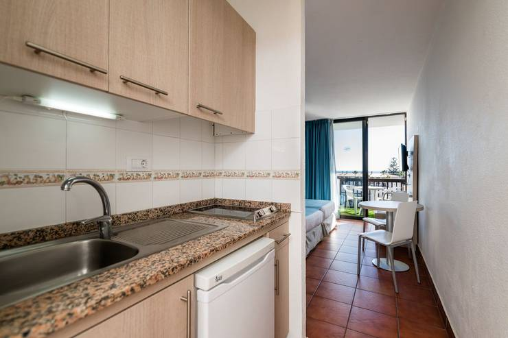 Double room with balcony new folias hotel gran canaria